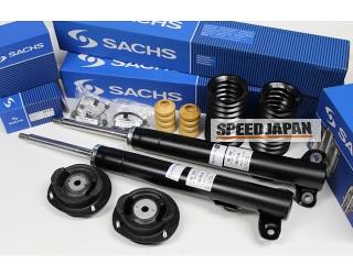 W124 SACHSフロントショックセット